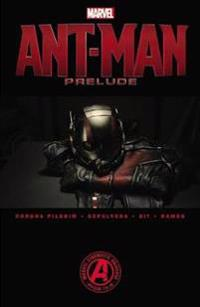 Marvel Ant-Man Prelude