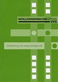 Installationskonsultens uppdrag VVS
