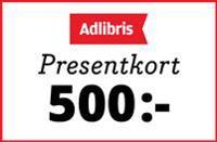 Presentkort 500 kr - tryckt