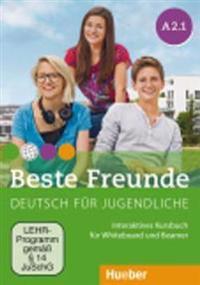 Beste Freunde A2/1. Interaktives Kursbuch für Whiteboard und Beamer - DVD-ROM