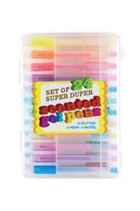 Super Duper Gel Pens