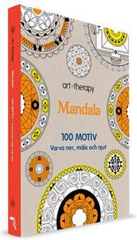 Mandala : 100 motiv - varva ner, måla och njut
