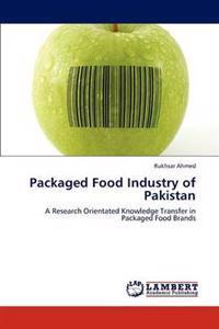 Packaged Food Industry of Pakistan