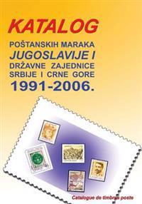 Katalog Postanskih Maraka 1991-2006