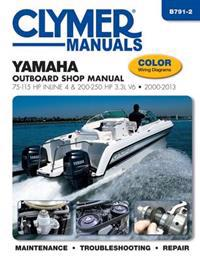 Clymer Manuals Yamaha Outboard Shop Manual