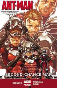 Ant-Man, Volume 1: Second-Chance Man