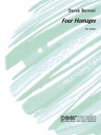 Four Homages: Solo Piano