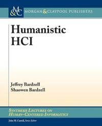 Humanistic HCI