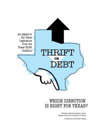 Thrift or Debt