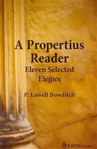 A Propertius Reader