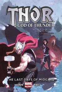 Thor God of Thunder 4