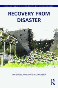 Recovery After Disaster