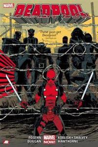 Deadpool by Posehn & Duggan Volume 2