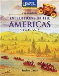 Expeditions in the Americas 1492-1700