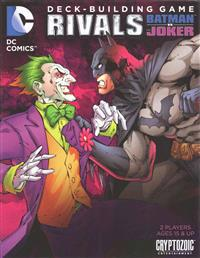 DC Comics Deck-Building Game Rivals