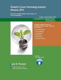 Plunkett's Green Technology Industry Almanac 2015