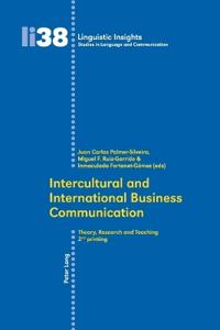 Intercultural and International Business Communication