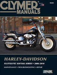 Harley Davidson FLX/FXS/FXC Softail Series - Clymer