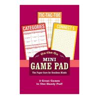 Tic-tac-toe Mini-game Pad
