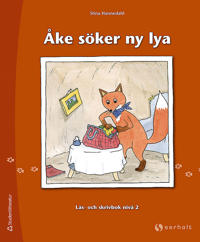 Åke söker ny lya, nivå 2 (5-pack)