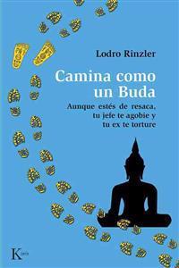 Camina Como Un Buda: Aunque Estes de Resaca, Tu Jefe Te Agobie y Tu Ex Te Torture