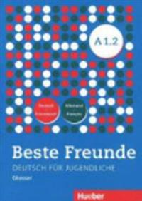 Beste Freunde A1/2. Glossar Deutsch-Englisch  -  German-English