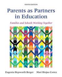 Parents as Partners in Education: Families and Schools Working Together with Enhanced Pearson Etext -- Access Card Package