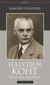 Halvdan Koht - Åsmund Svendsen   Inprintwriters.org