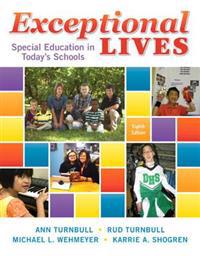 Exceptional Lives: Special Education in Today's Schools, Enhanced Pearson Etext -- Access Card