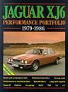 Jaguar XJ6 Series 3 Performance Portfolio 1979-1986