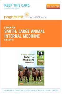 Large Animal Internal Medicine Pageburst on VitalSource Access Code