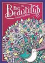 The Big Beautiful Colouring Book