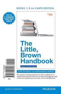 The Little, Brown Handbook, Books a la Carte Edition