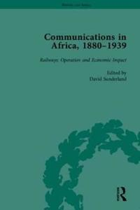 Communications in Africa, 1880-1939