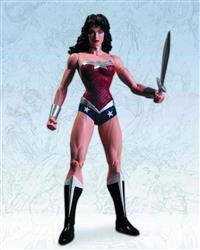 Justice League Wonder Woman Action Figure