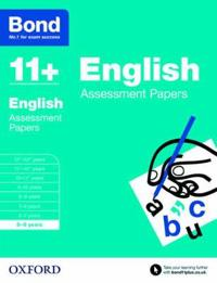 Bond 11+: english: assessment papers - 5-6 years