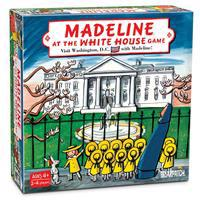 Madeline at the White House