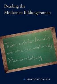 Reading the Modernist Bildungsroman