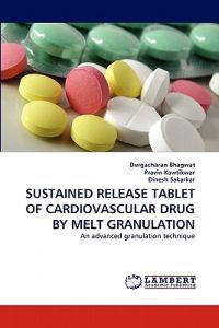 Sustained Release Tablet of Cardiovascular Drug by Melt Granulation