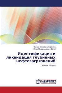 Identifikatsiya I Likvidatsiya Glubinnykh Neftezagryazneniy