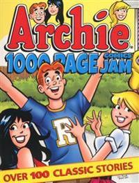 Archie 1000 Page Comics Jam