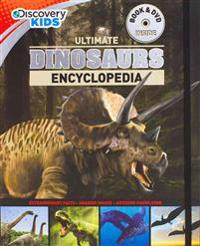 Ultimate Dinosaurs Encyclopedia W/DVD (Discovery Kids)