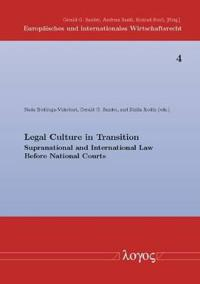 Legal Culture in Transition