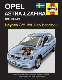 Opel Astra & Zafira