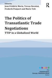 Politics of Transatlantic Trade Negotiations