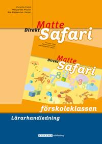 Matte Direkt Safari Förskoleklassen Lärarhandledning