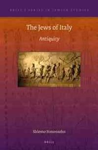 The Jews of Italy: Antiquity