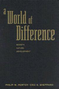A World of Difference: Society, Nature, Development