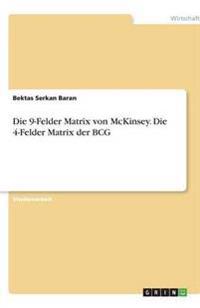 Die 9-Felder Matrix Von McKinsey