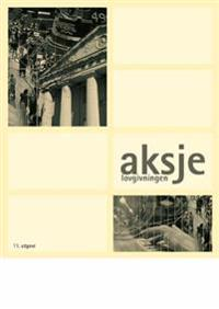 Aksjelovgivningen - Tom Larsen, Paal Braanaas | Inprintwriters.org